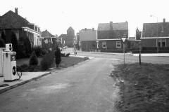 Uitzicht vanaf voormalig tankstation Dieperink